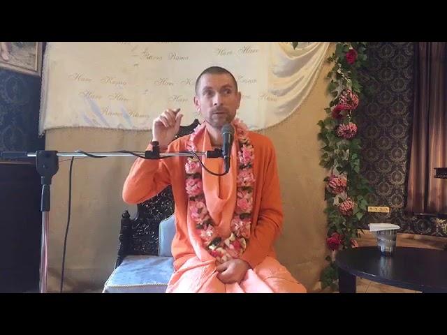 JŠ Anandavardhana Svami - Kodėl Viešpats ateina į materialų pasaulį?