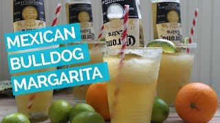 Frosty Mexican Bulldog Margarita Recipe