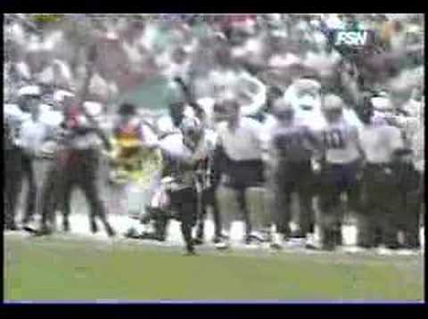 1994 Washington Huskies vs. Miami Hurricanes highlights