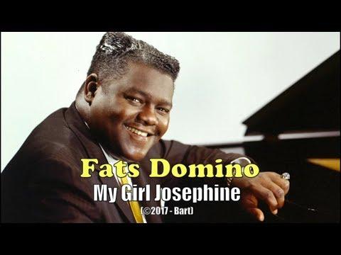 Fats Domino - My Girl Josephine (Karaoke)