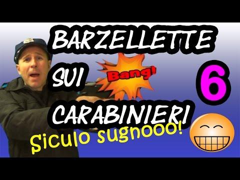 BARZELLETTE SUI CARABINIERI 6!!!