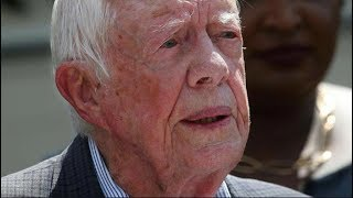 Jimmy Carter: Investigation would show Trump lost 2016 election