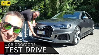 Audi RS4 2018 | Esperienza al top, ma serve aggressività