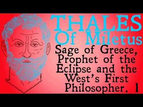 Who Was Thales of Miletus? (Famous Philosophers)