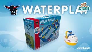 Vodna igra za otroke Waterplay Niagara BIG zložlji
