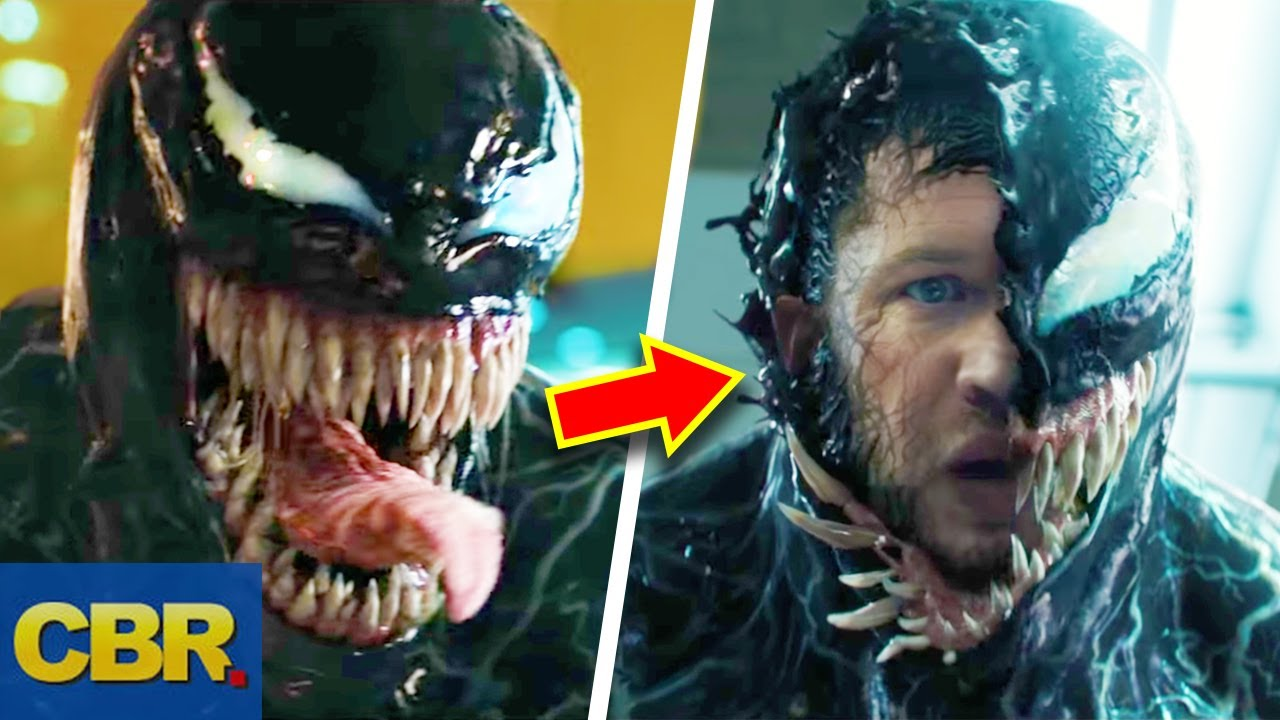 10 Things Marvel Doesn T Want You To Know About The Venom Movie