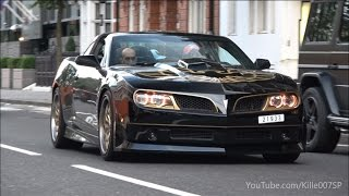 2016 Pontiac Trans Am revs & sounds 1080p