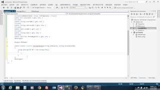 En este video aprenderás a hacer un login de usuario con LINQ.