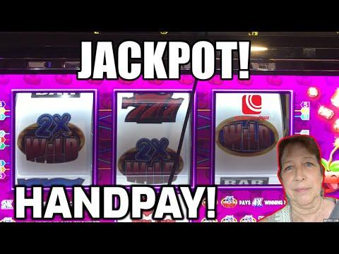 JACKPOT | VGT SLOT MACHINE | LUCKY DUCKY | PLATINUM REELS | CRAZY CHERRY WILD FRENZY HANDPAY