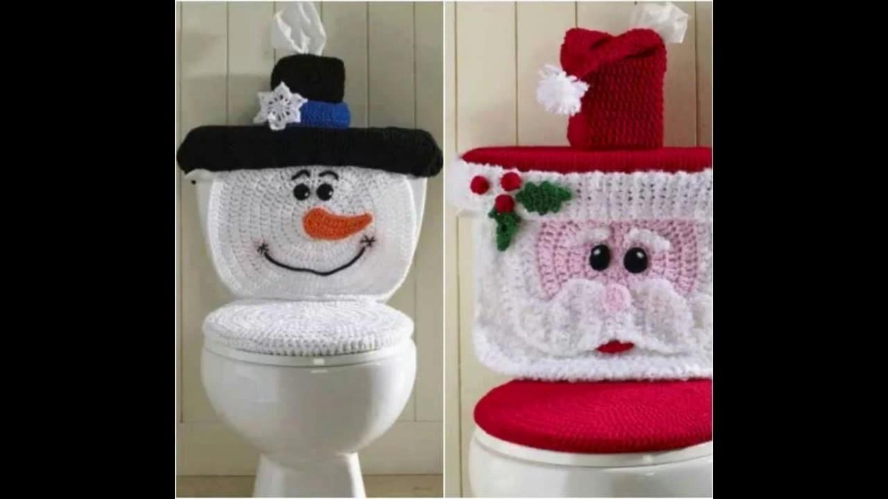juego de ba os y funda tejidos a crochet n 006 youtube. Black Bedroom Furniture Sets. Home Design Ideas