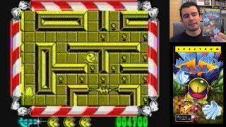 Memorias Spectrumeras 29 - MAD MIX GAME (Topo Soft) ZX Spectrum || Análisis en Español