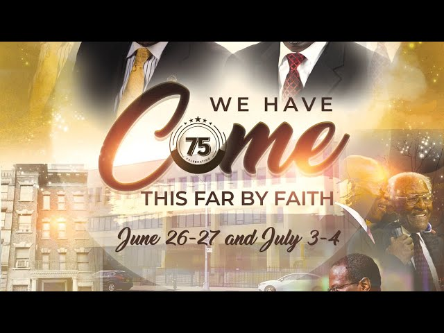 Northeastern Conference Virtual Camp Meeting July 4, 2020