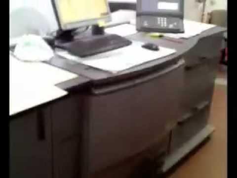 XEROX Printer DocuColor 6060 Treiber