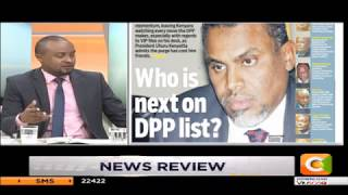 Who is next on DPP list? Newspaper review #DayBreak