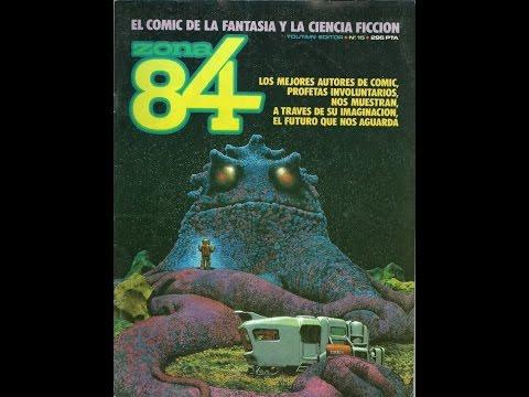 Revista 1984 (Zona 84) - Portadas - [1978-1992] Heavy Metal