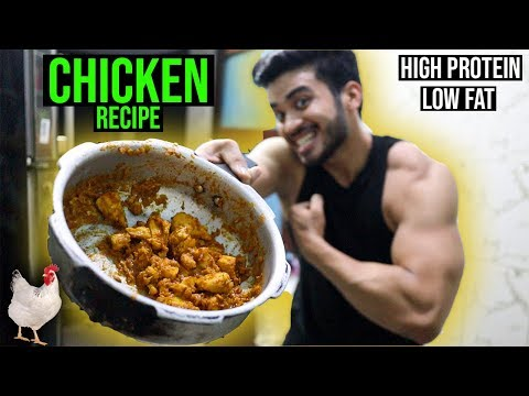 Easy Chicken Recipe | Healthy + Tasty | Gravy |
