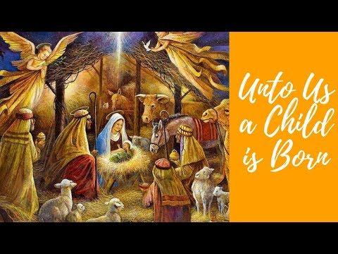Unto Us a CHILD is BORN!