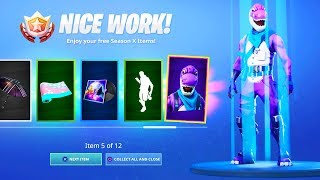EVERYONE NOW GETS 12 FREE ITEMS in Fortnite!