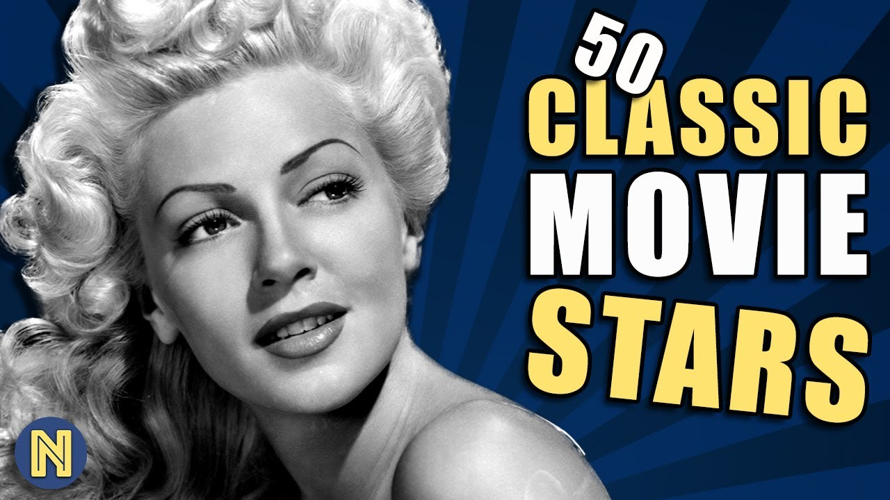 Download 50 CLASSIC MOVIE STARS | Tribute To Hollywood's Golden Age