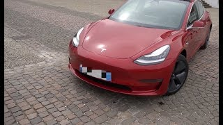Tesla Model 3 2019 review 4WD complete walkaround outside inside all functions + test drive
