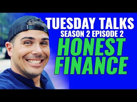 Honest Finance Interview: 9 Months Working For Free To Full Time YouTube!