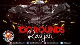 Radijah - 100 Rounds - December 2018