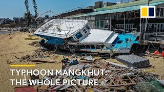 Typhoon Mangkhut: The whole picture
