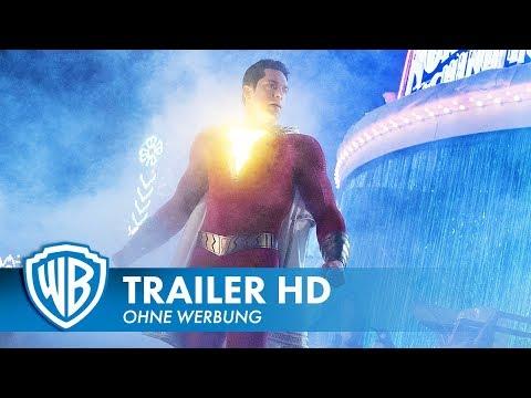 SHAZAM! - Offizieller Trailer #2 Deutsch HD German (2019)