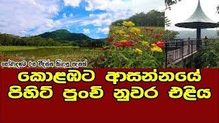 කොළඹ පිහිටි අපුරූ නුවර එලිය මෙන්න | Paradise close to Colombo