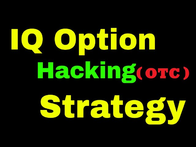 Best iq option OTC strategy 2020 - Online Trading Strategy