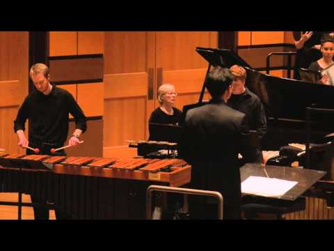 Colorado State University Combined Choirs and Percussion Ensemble: Kubla Kahn by James David