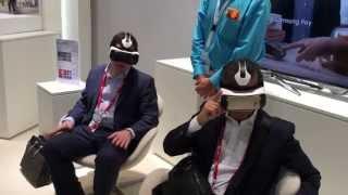 Tinhte.vn - Trải nghiệm kính thực tế ảo Samsung Gear VR mới
