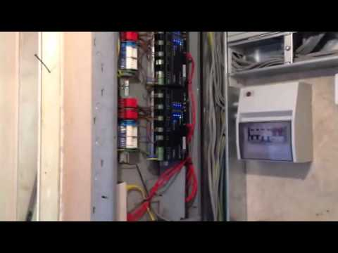 control4 panalised lighting installation youtube