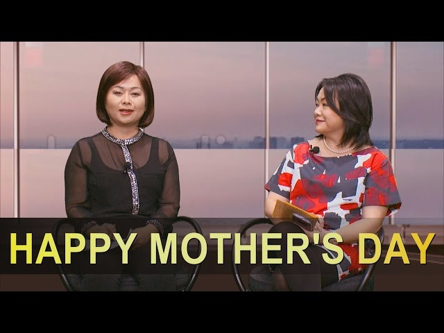 XAV PAUB XAV POM: Happy Mother's Day to all moms. Dedications to some of the best mothers out there.