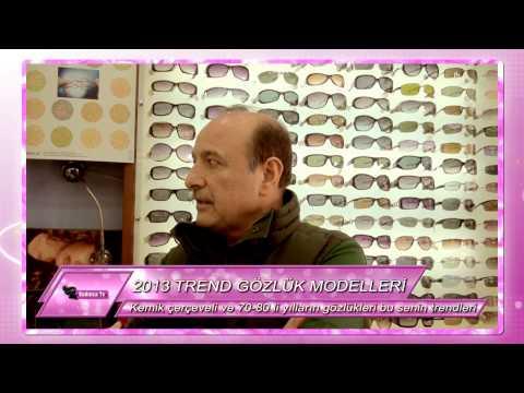 [KadincaTv.com] 2013 Trend Gözlük Modelleri