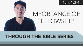 Gambar cover Ep. 02: The Importance of Fellowship | IMPACT Through the Bible Series