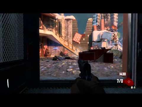 Guia de Black Ops 2: #16 Llave Ascensor Principal   Tutorial   Die Rise