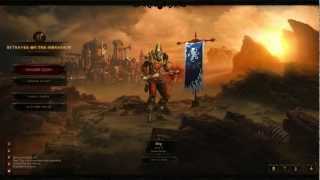 Diablo 3 : Gold Farming with Dog the Demon Hunter