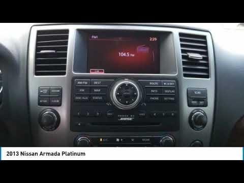 2013 Nissan Armada DeLand Nissan N129082A