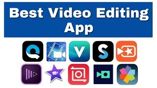 Top 1 BEST Professional 4K Video Editing APPS For Android & ios 2019 !