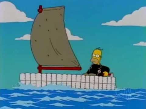 The Prisoner - Simpsons Parody