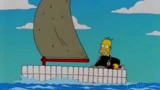 Video The Prisoner - Simpsons Parody download MP3, 3GP, MP4, WEBM, AVI, FLV Agustus 2017