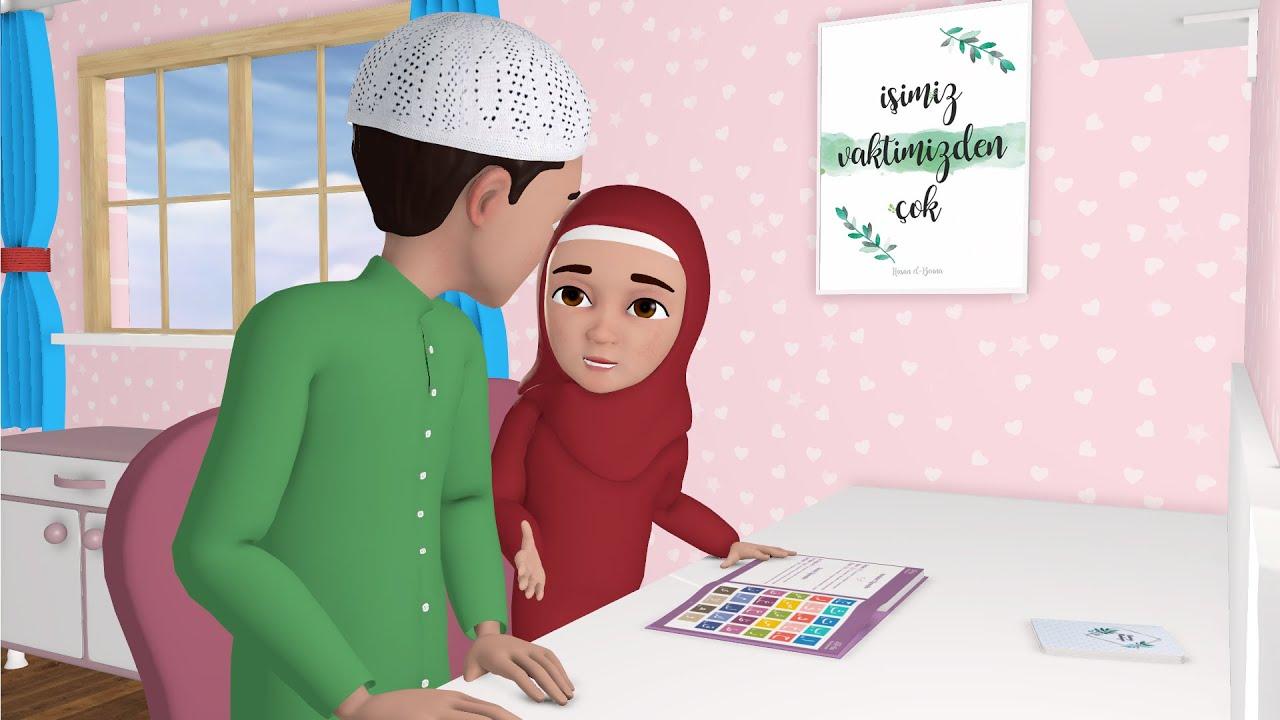 Elif-Ba Öğreniyorum | 5.Bölüm | İslami Çizgi Film