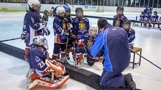 Vianočný hokejový turnaj detí v Humennom (28.12.2015)