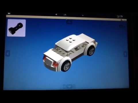 Lego Small Car Instructions Youtube