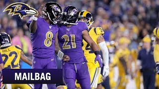 Are the Ravens Peaking Too Early? | #RavensMailbag