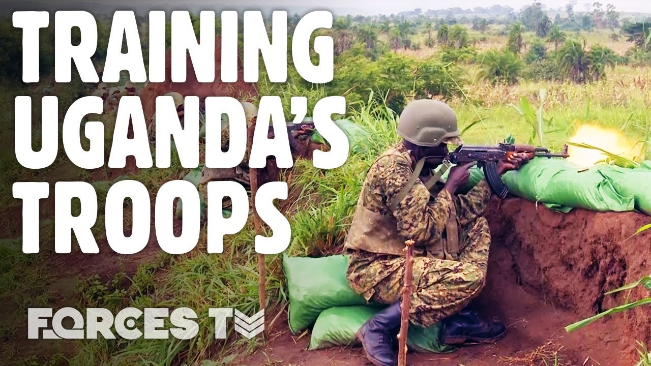 Why Are The British Military Training Uganda's Soldiers? | Forces TV
