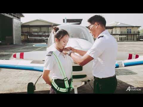 First Solo Flight - Tecnam P2002JF - WCC PILOT ACADEMY - Novie Binonga - Philippines