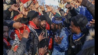Casanova Gets Bloods and Crips To Unify In NY For His Video