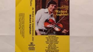 Reel  Gaspésien -- Richard Anglehart Au Violon -1977
